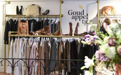 Koop en verkoop tweedehands kleding bij Appel & Ei