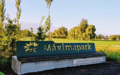 Máximapark Utrecht, een park voor jong en oud