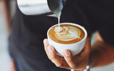 Koffiepauze: eerst een kopje koffie