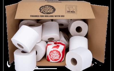 Waar koop je duurzaam toiletpapier?